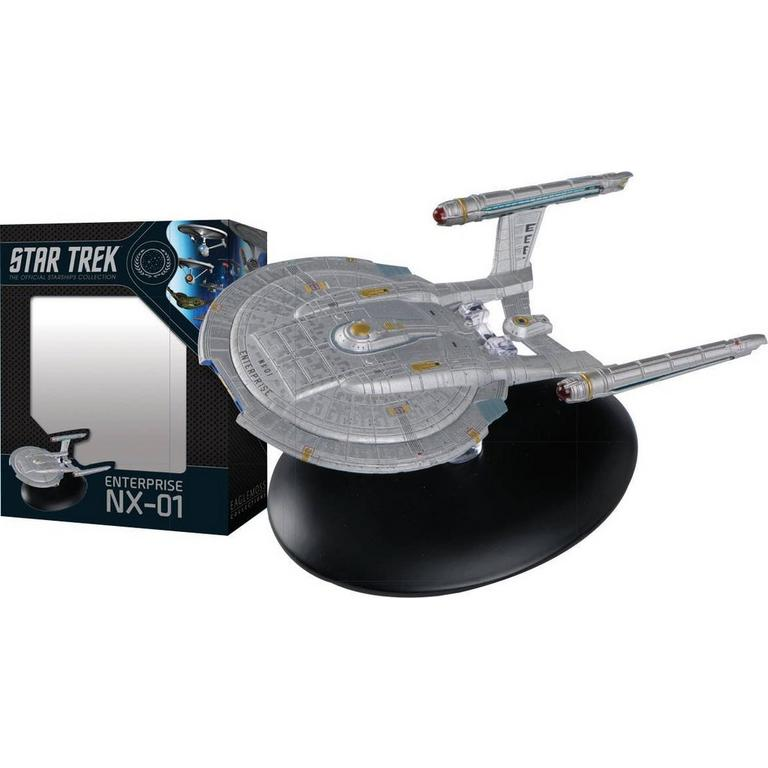 Star Trek Enterprise NX-01 The Official Starships Collection Statue