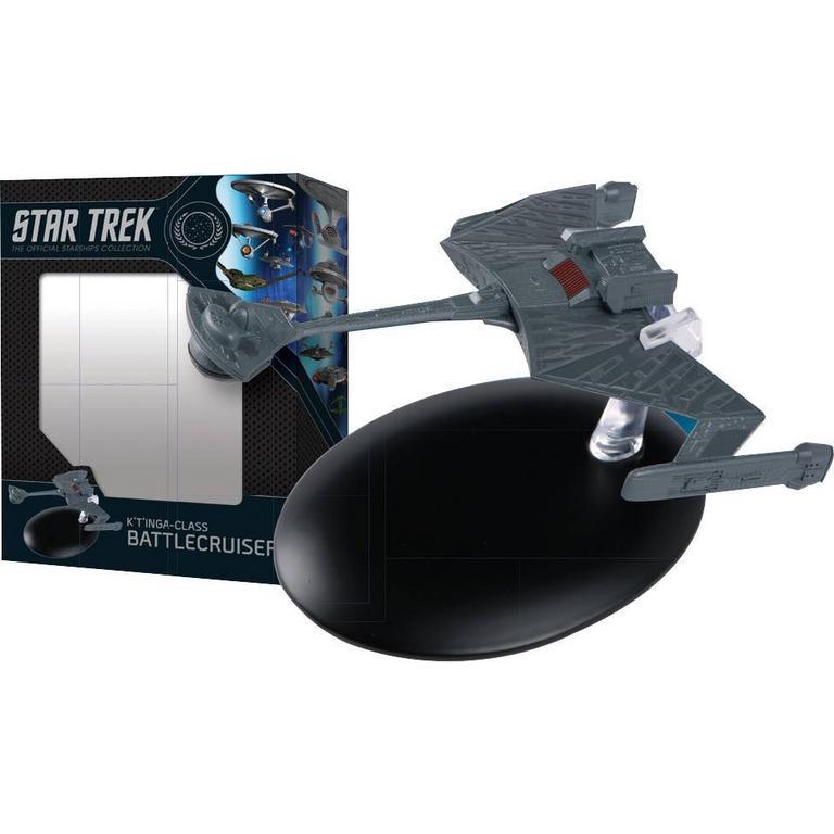 Star Trek Starships Best Of #6 Ktinga-Class Battle Cruiser