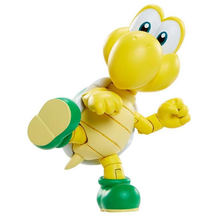 Super Mario Bros Koopa Troopa Action Figure Gamestop