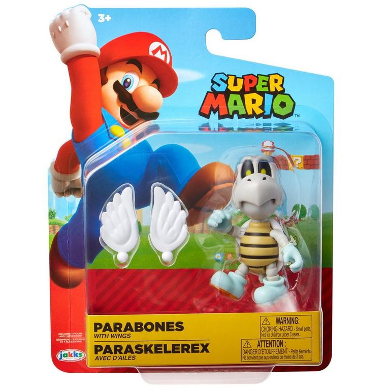 Super Mario Bros. Parabones with Wings Figure