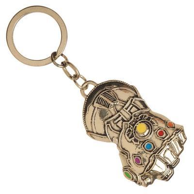 Thanos Infinity Gauntley Keychain