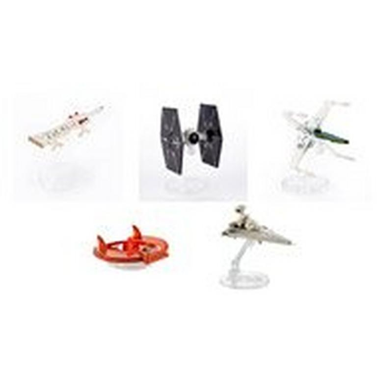 Hot Wheels Starship Series