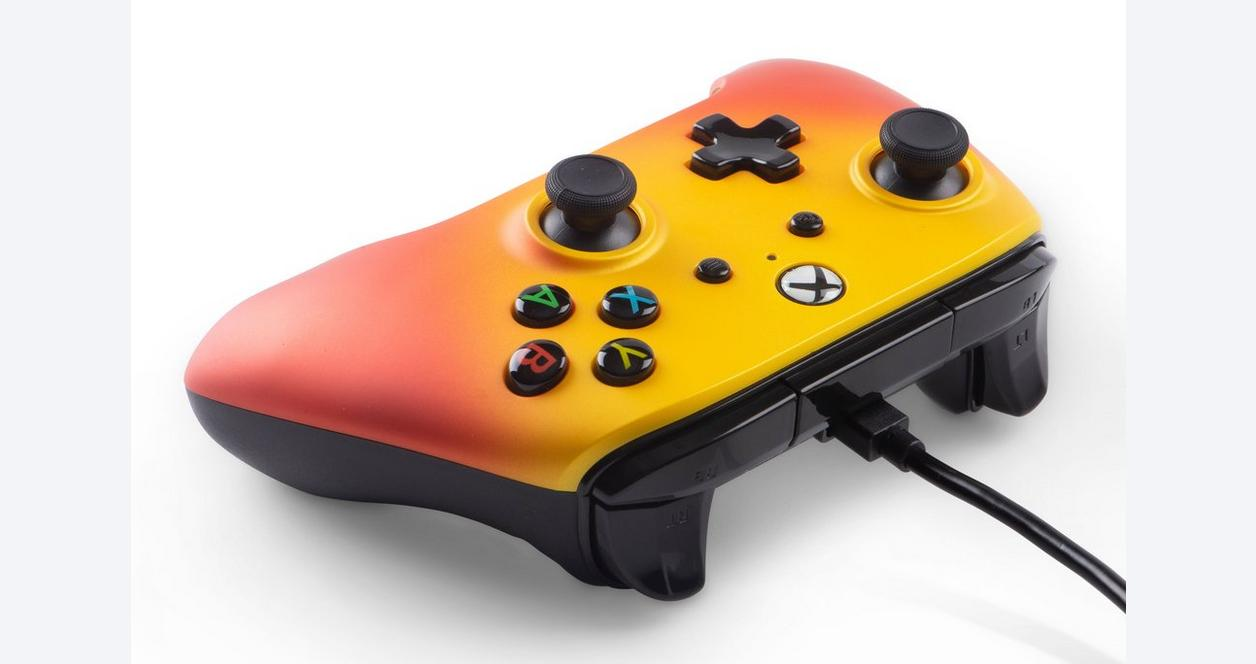 Solar Fade Enhanced Wired Controller for Xbox One Only at GameStop