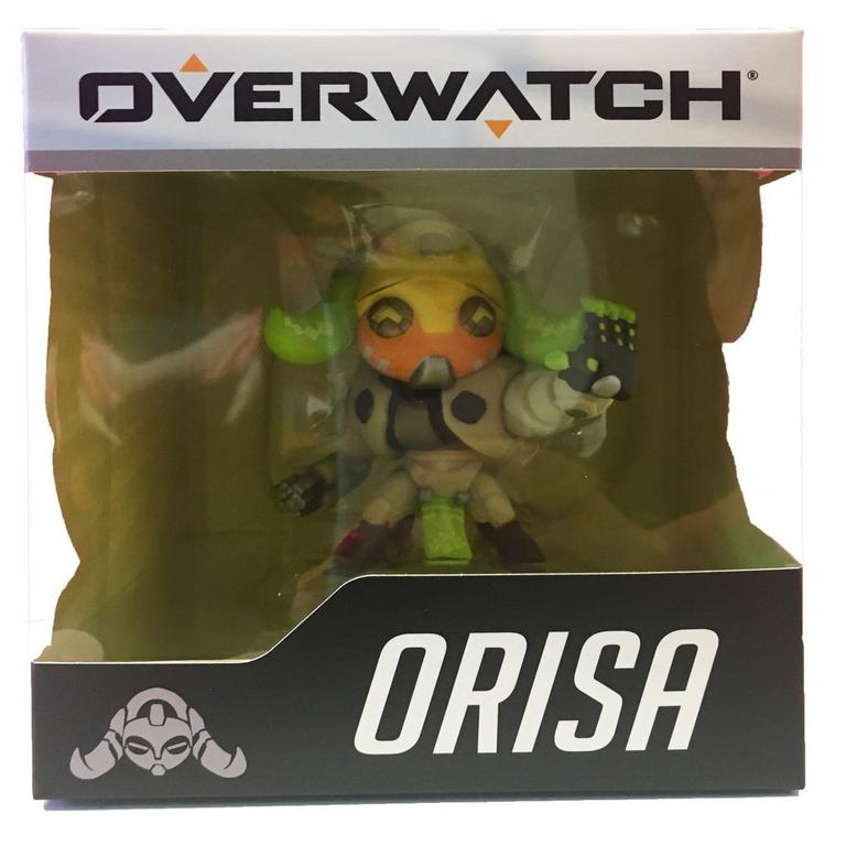Overwatch Orisa Figure