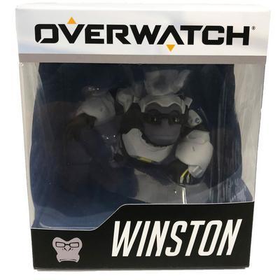 Overwatch Winston Figure