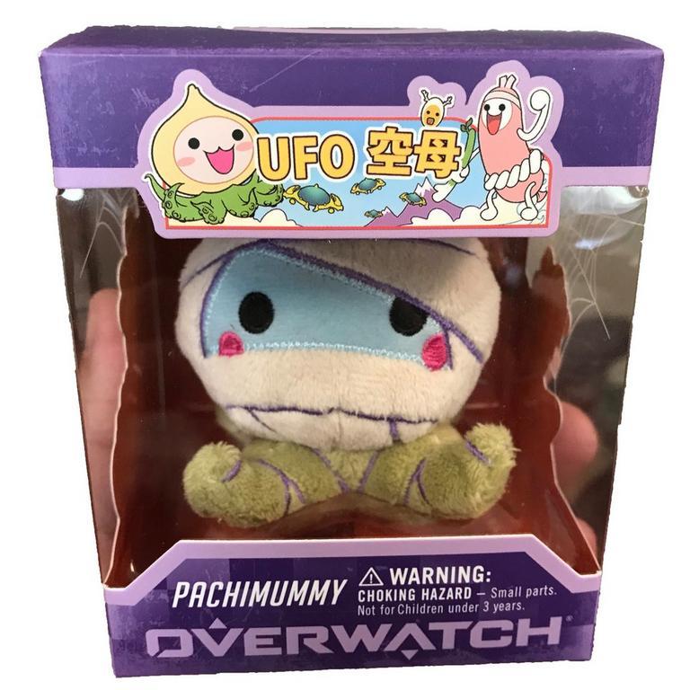 Overwatch Pachimummy Plush