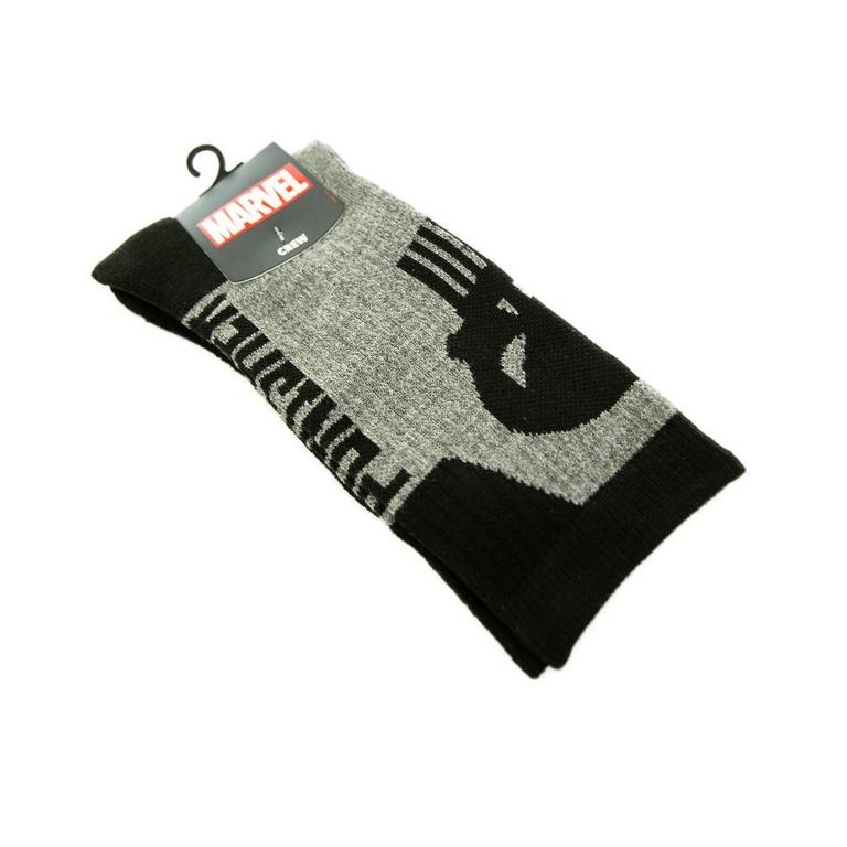 Punisher Logo Crew Socks