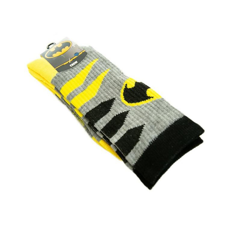 Batman Logo Crew Socks