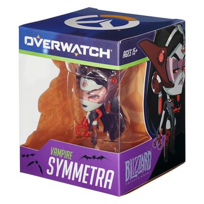 Overwatch Cute But Deadly Halloween Vampire Symmetra Figure