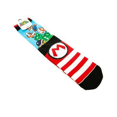 Super Mario Piranha Plant Socks