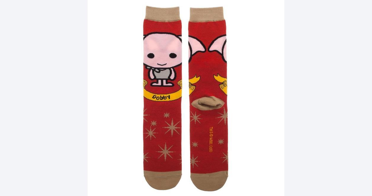 Harry Potter and Dobby Socks 2 Pack