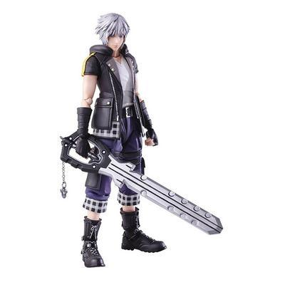 Kingdom Hearts III Riku Bring Arts Action Figure