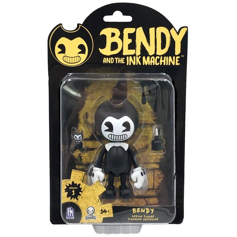 Bendy and the Ink Machine Bendy Action Figure