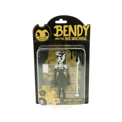 Bendy and the Ink Machine: 5 Inch Alice Angel Action Figure