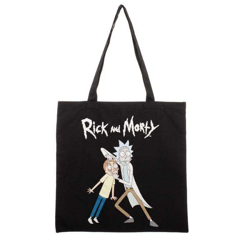 Rick and Morty Tote