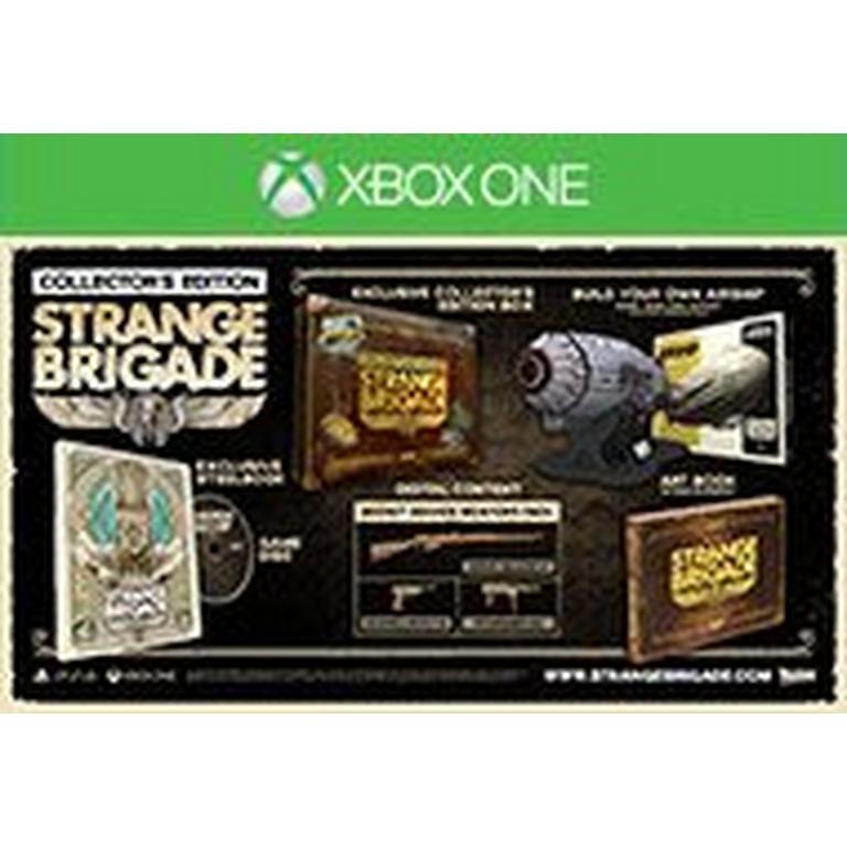 Strange Brigade Collector's Edition