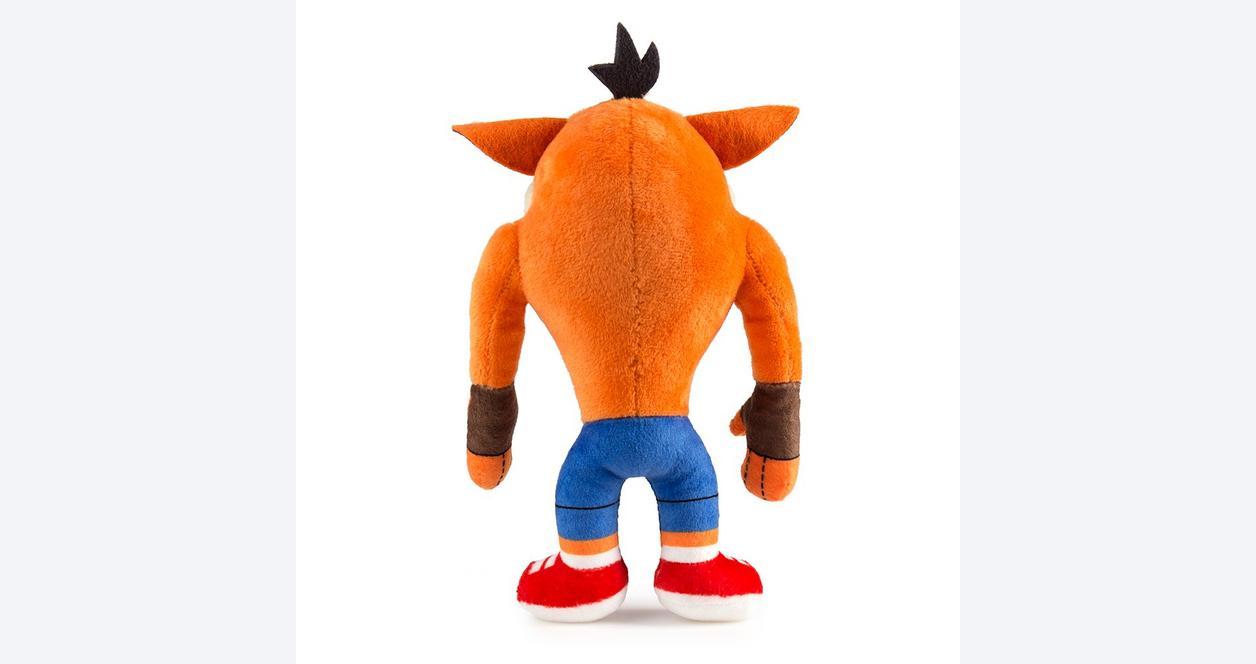 Crash Bandicoot Phunny Plush