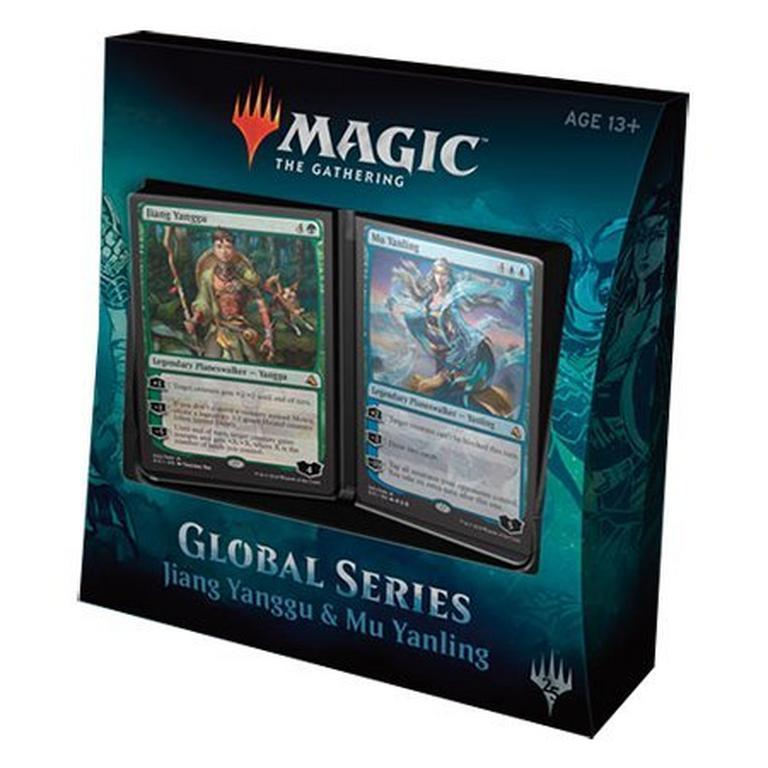 Magic the Gathering Global Series - Jiang Yanggu & Mu Yanling
