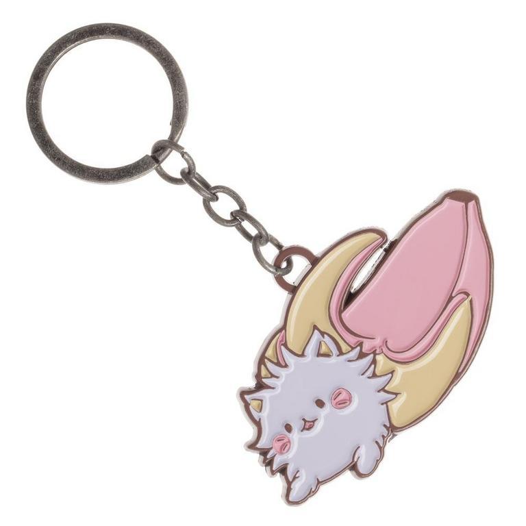 Bananya Pink Keychain