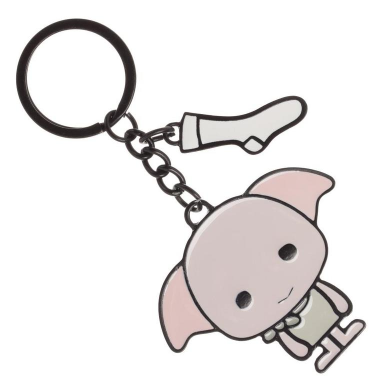 Harry Potter Dobby Sock Keychain
