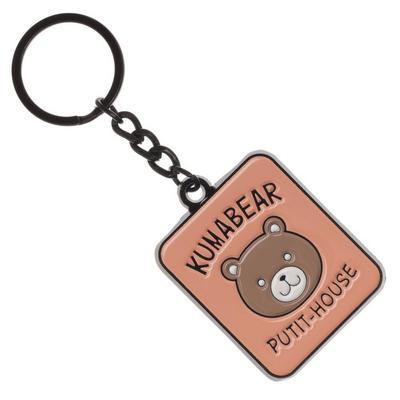 Food Wars! Kumabear Keychain
