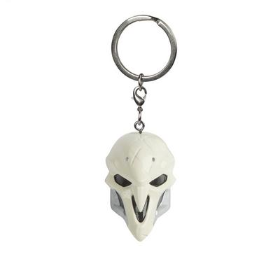 Overwatch Reaper Mask 3D Key Chain