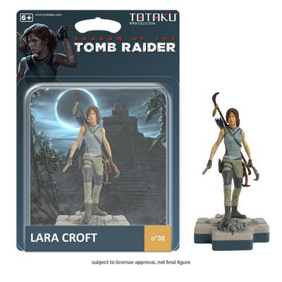 TOTAKU Collection: Lara Croft Tomb Raider Figure - Only at Gamestop
