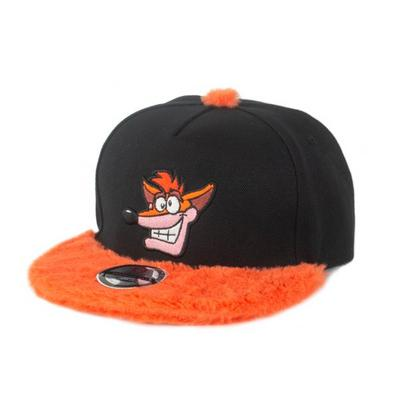 Crash Bandicoot Furry Baseball Cap