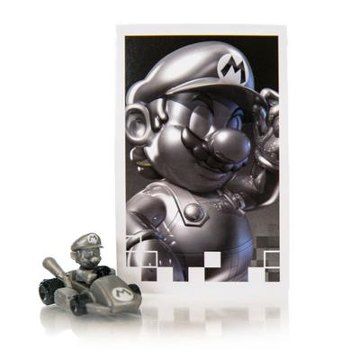 MONOPOLY Gamer: Mario Kart Power Pack - Metal Mario
