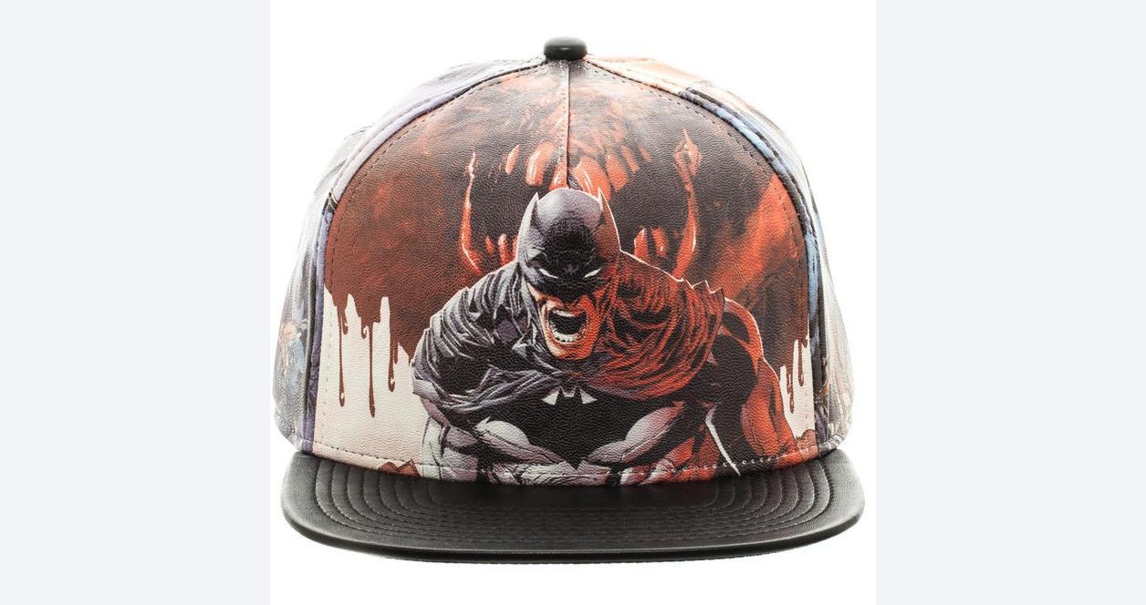 Batman Symbol Baseball Cap