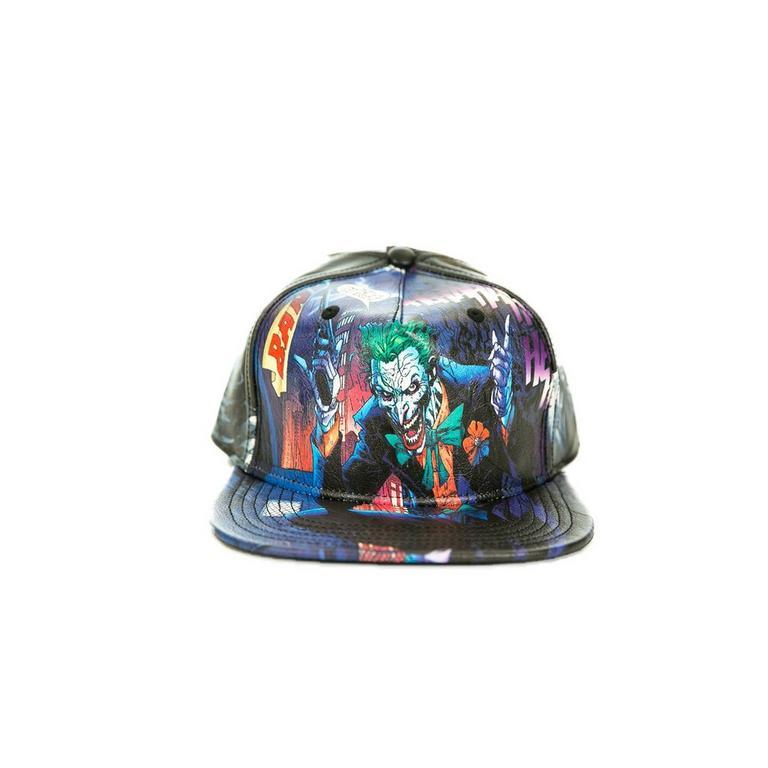 DC The Joker Baseball Cap