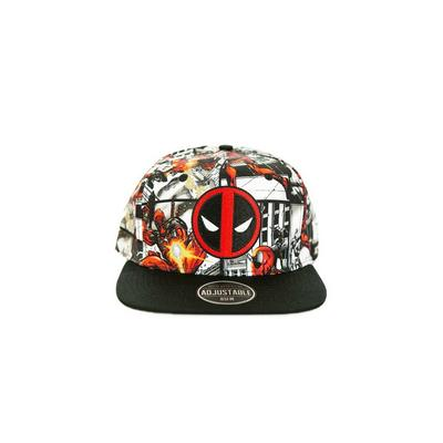 Deadpool All Over Print Baseball Cap