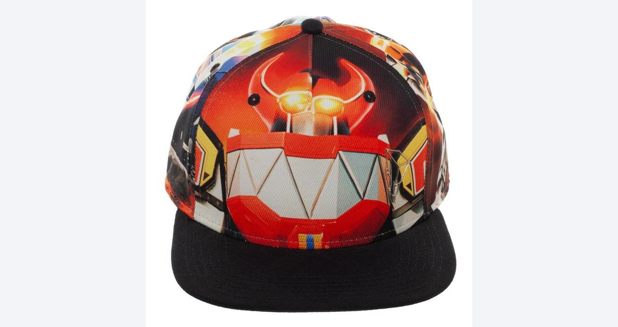 Power Rangers Megazord Baseball Cap