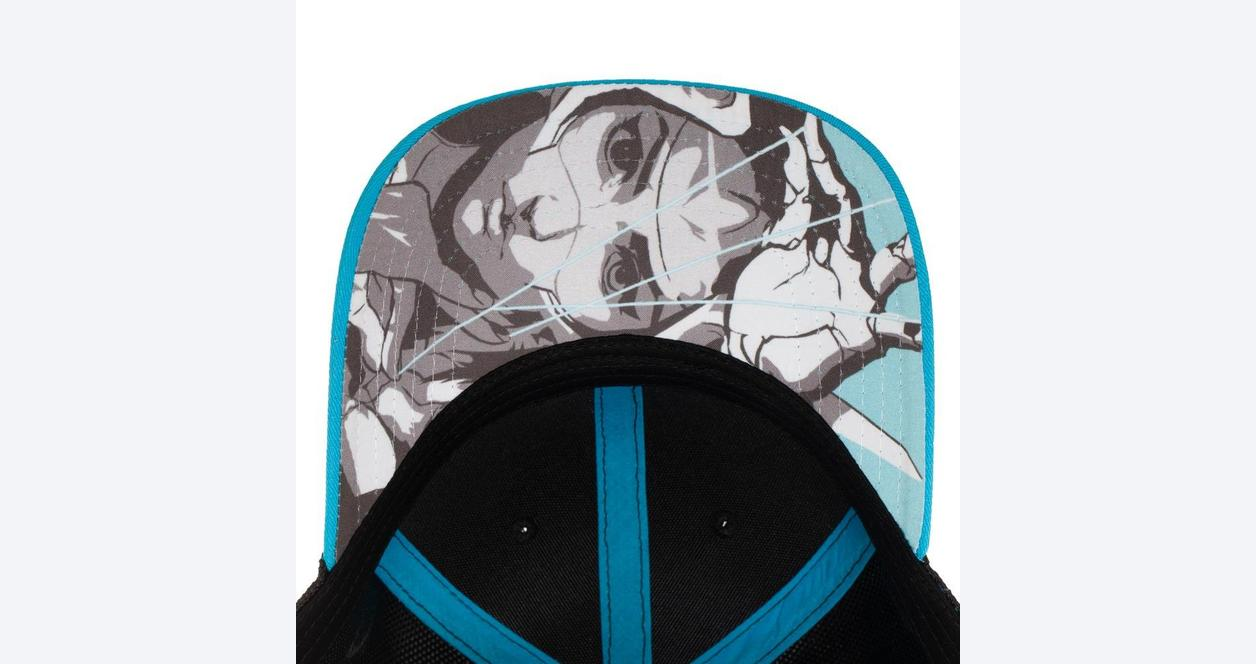Overwatch Rubber Weld Baseball Cap
