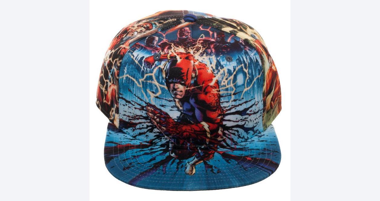 DC The Flash Baseball Cap