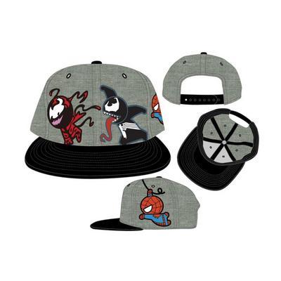Marvel Chibi Venom Chase Snapback Baseball Cap