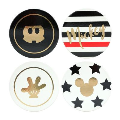 Mickey Mouse Coasters 4 Pack