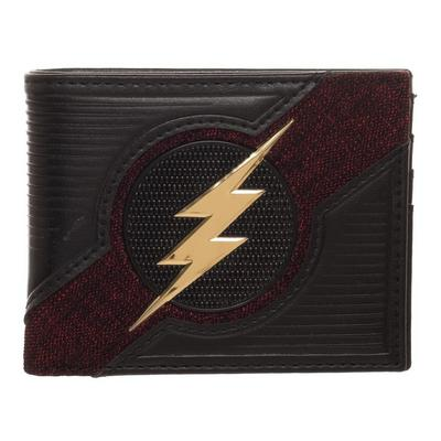 DC The Flash Bifold Wallet