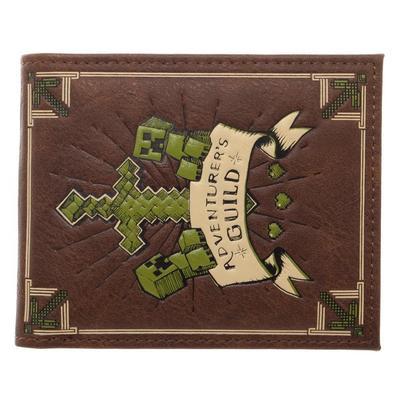 Minecraft Adventurer's Guild Wallet