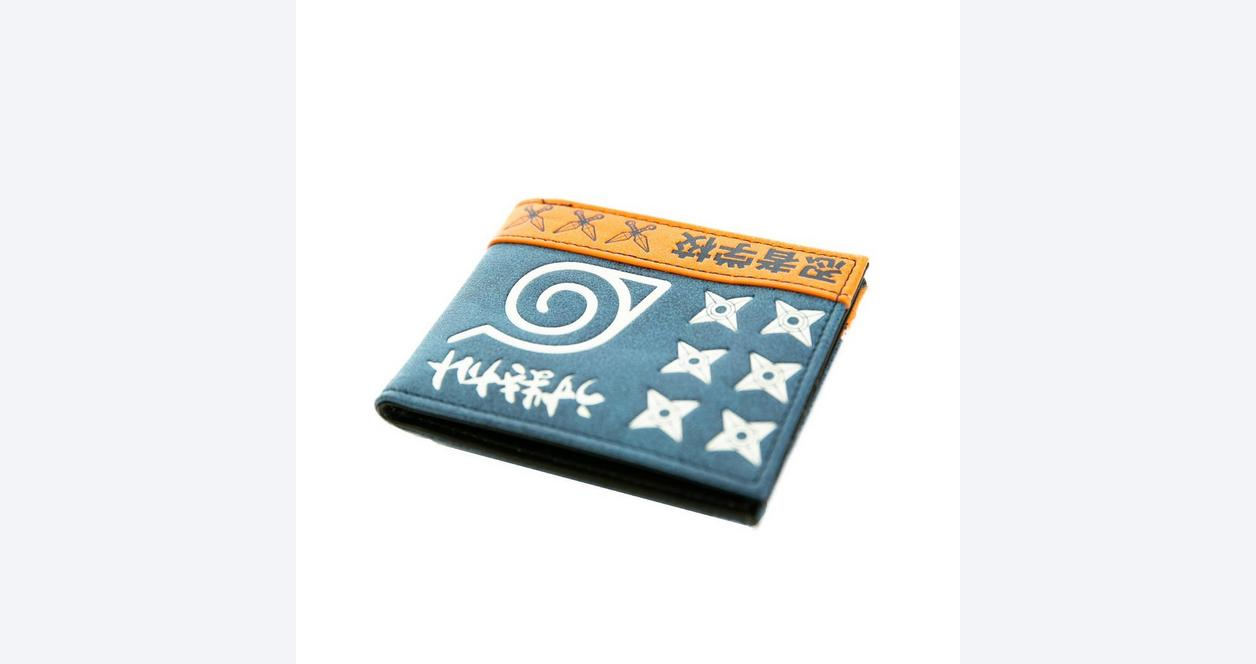 Naruto Shippuden Bifold Wallet