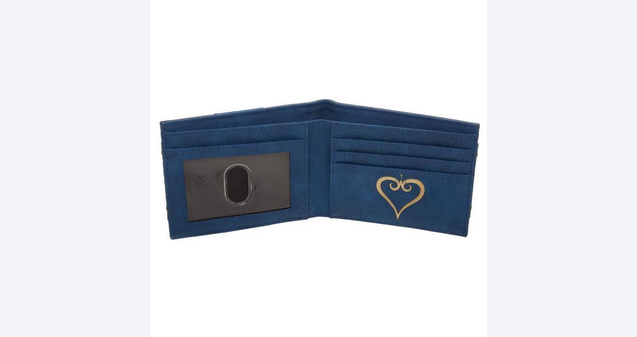Kingdom Hearts Sora and Roxas Wallet
