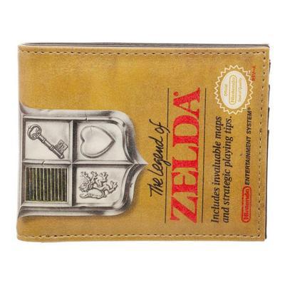 The Legend of Zelda Bifold Wallet