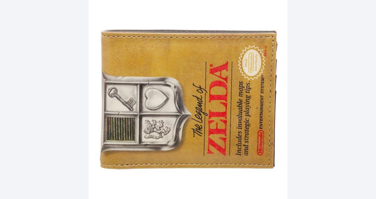The Legend of Zelda Wallet