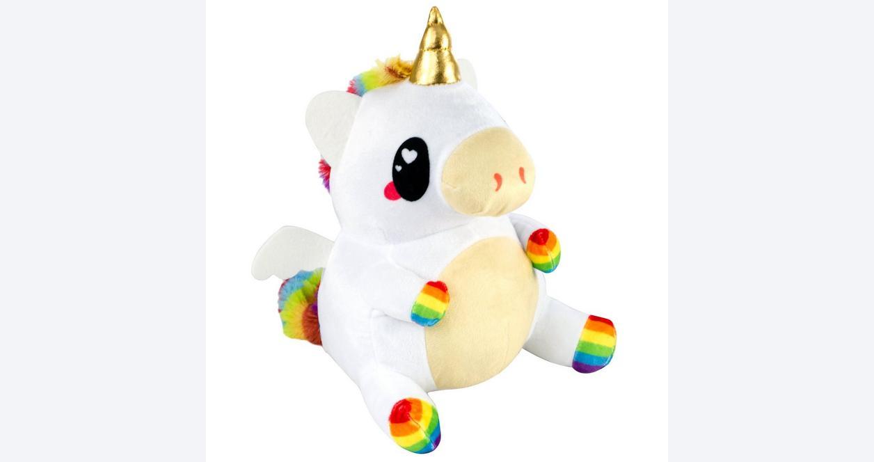 Glitter Galaxy Unicorn Plush (Assortment)