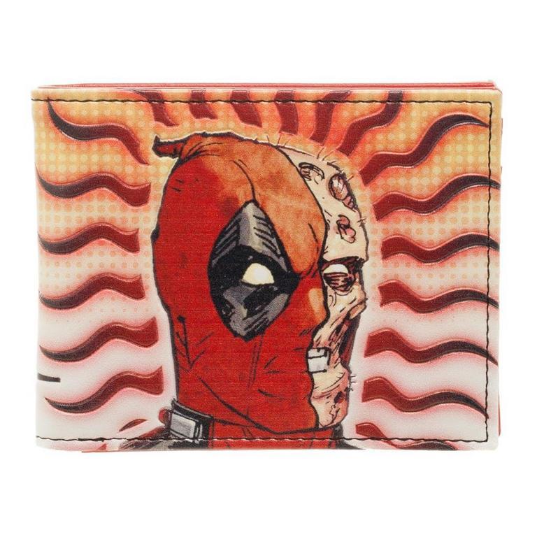 Deadpool Common Sense Bifold Wallet