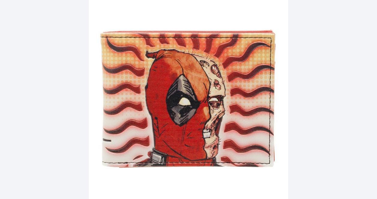 Deadpool Common Sense Wallet