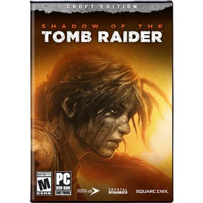 Shadow of The Tomb Raider Digital Croft Edition