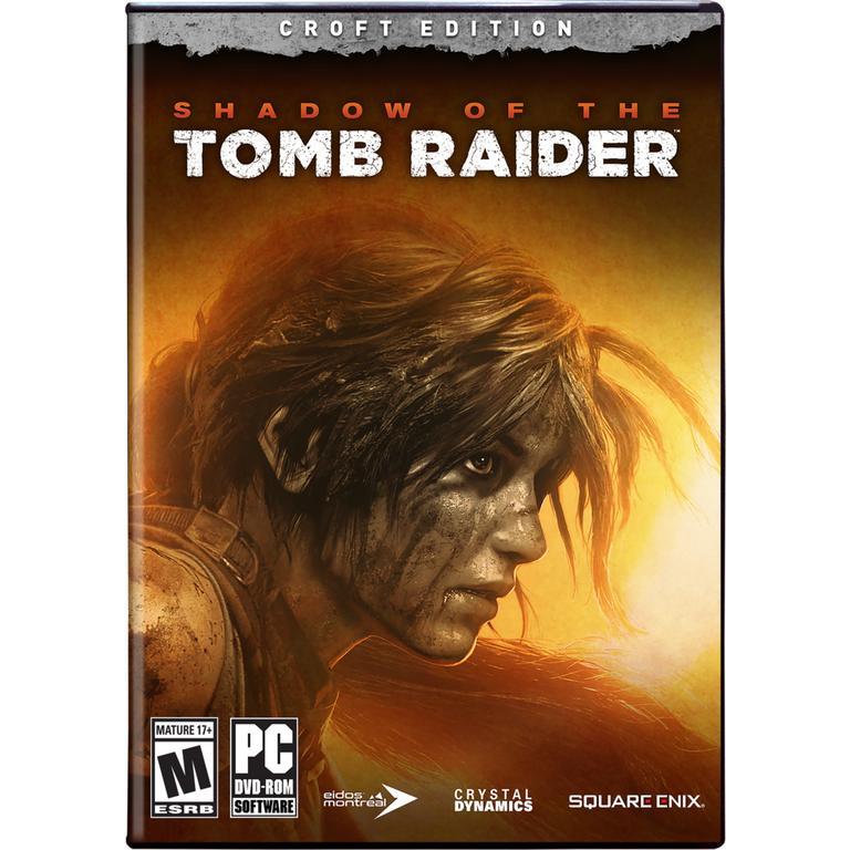 Shadow of The Tomb Raider Digital Croft Edition