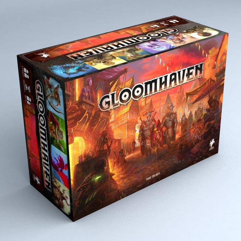 Gloomhaven 2017 Edition Board Game