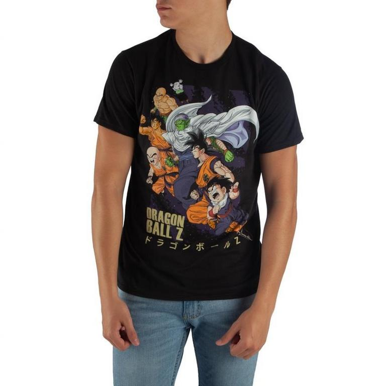 Dragon Ball Z Group Space T-Shirt